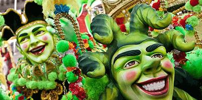 Disfraces carnaval Benidorm