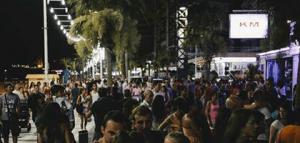 Discotecas zona playa Benidorm