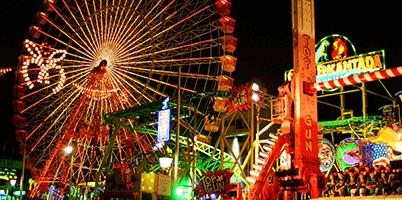 Feria Fiestas Mayores Benidorm