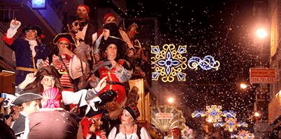 Desfile Fiestas Mayores Benidorm