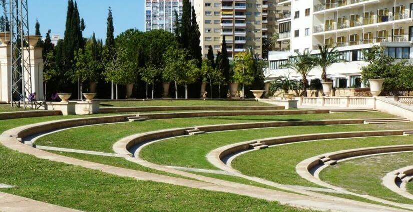 Parque de l'aiguera