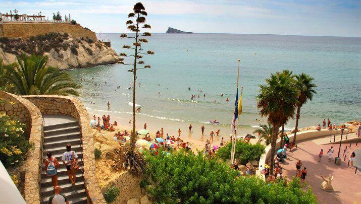 Playa del Mal Pas Benidorm