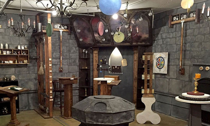 The Alchemist Escape Room