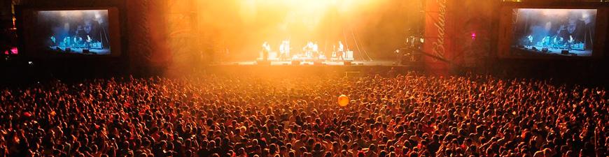 Concierto Low Festival