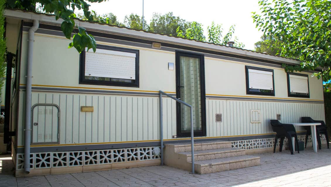 Mobil Home Camping Arena Blanca
