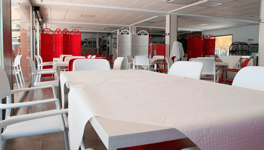 Restaurante Camping Arena Blanca