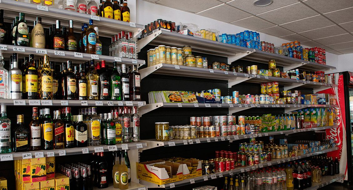 Supermercado Arena Blanca
