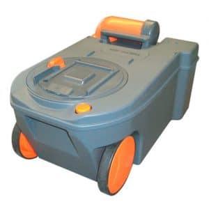 Depósito con ruedas WC Químico