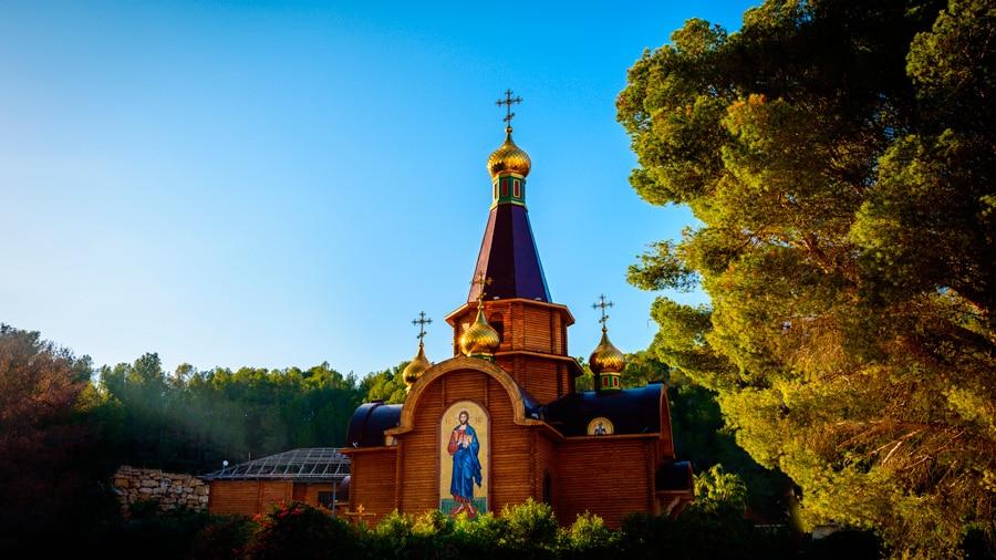 Iglesia ortodoxa Altea