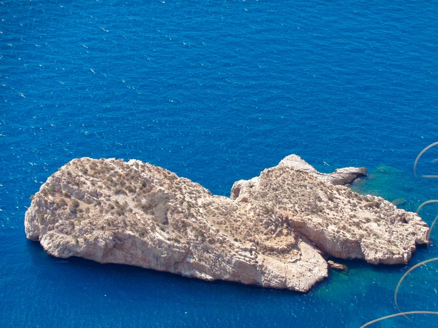 Illa Mitjana Sierra Helada