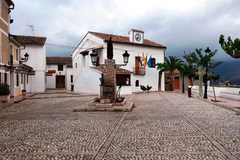 Ayuntamiento de Guadalest