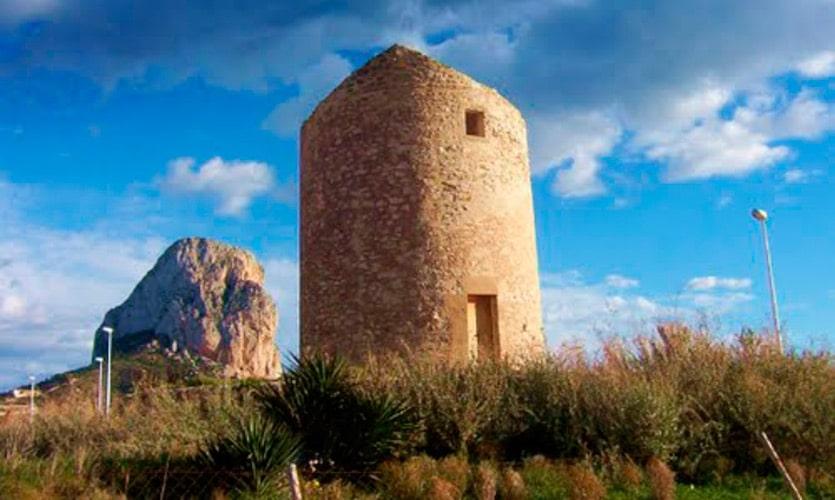 Torre del molí de Morelló