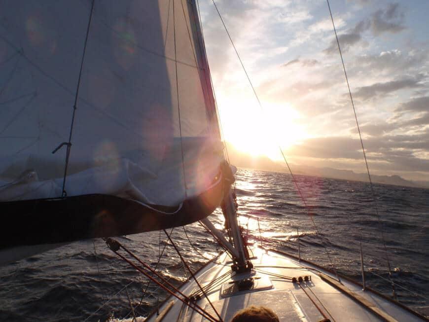 Navegar en Dénia