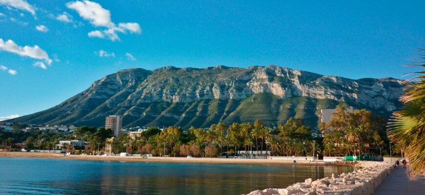 Parque Natural Montgó