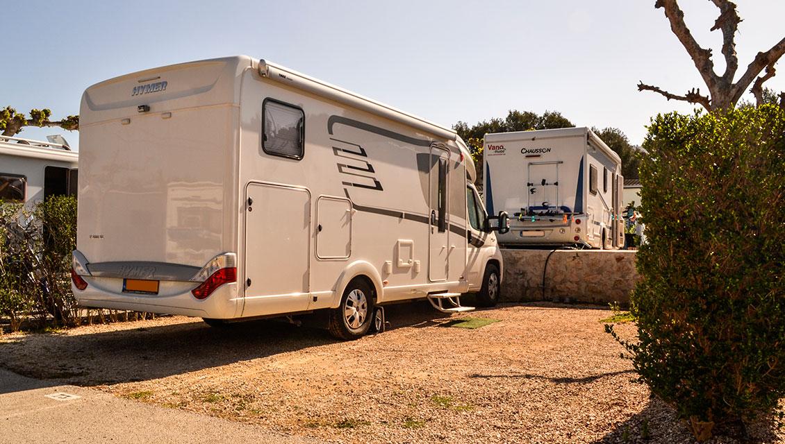 Arena Blanca Camping con Parcelas