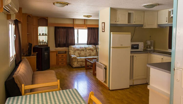 Salon y Cocina