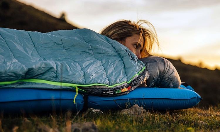 Los mejores sacos de dormir