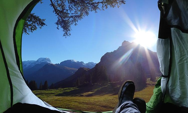 Las mejores camas para acampar y camping