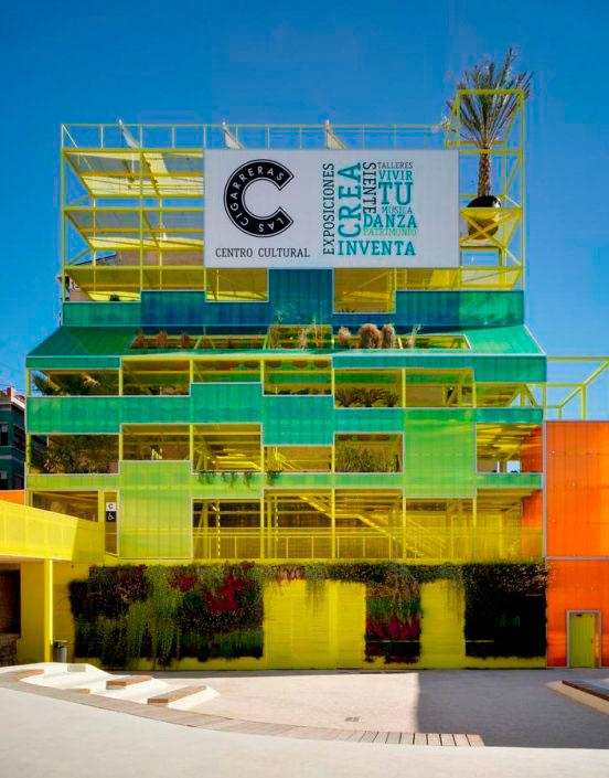 Centro cultural Las Cigarretas