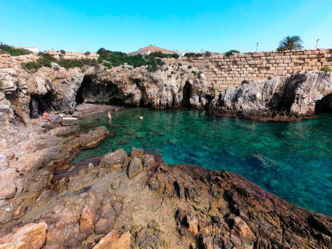 Cueva del Llop Mari