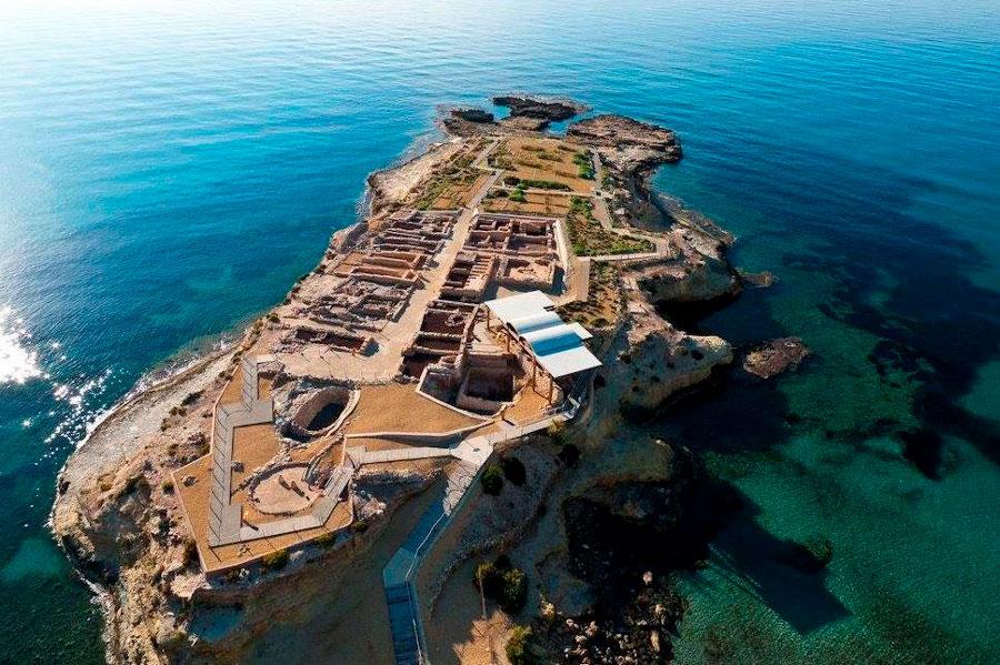 Illeta dels Banyets Alicante