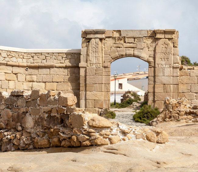Puerta de Trancada