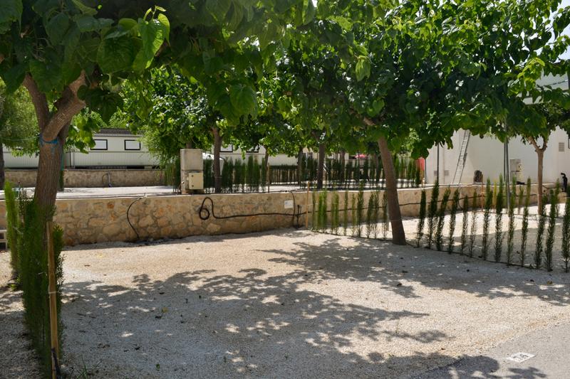 Camping Arena Blanca parcela