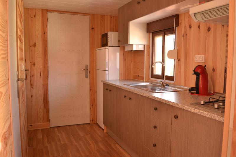 Mobil Home cocina
