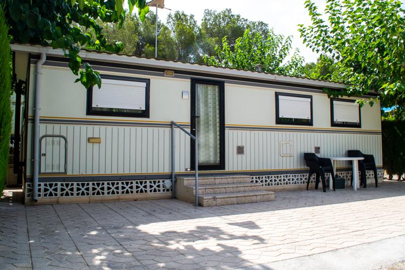 Mobil Home Terraza