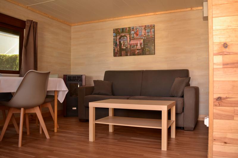 Salón Mobil Home