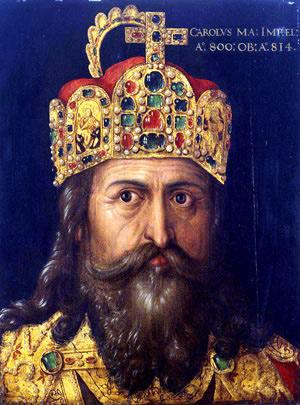 Historia de la Isla de Benidorm Carlo Magno