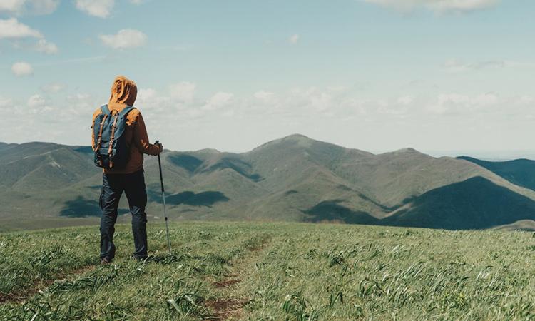 Los mejores bastones de senderismo trekking