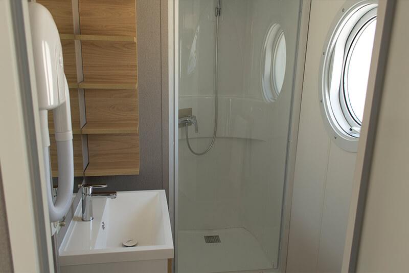 Bungalow Levante WC
